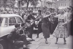 Rock n roll in the street